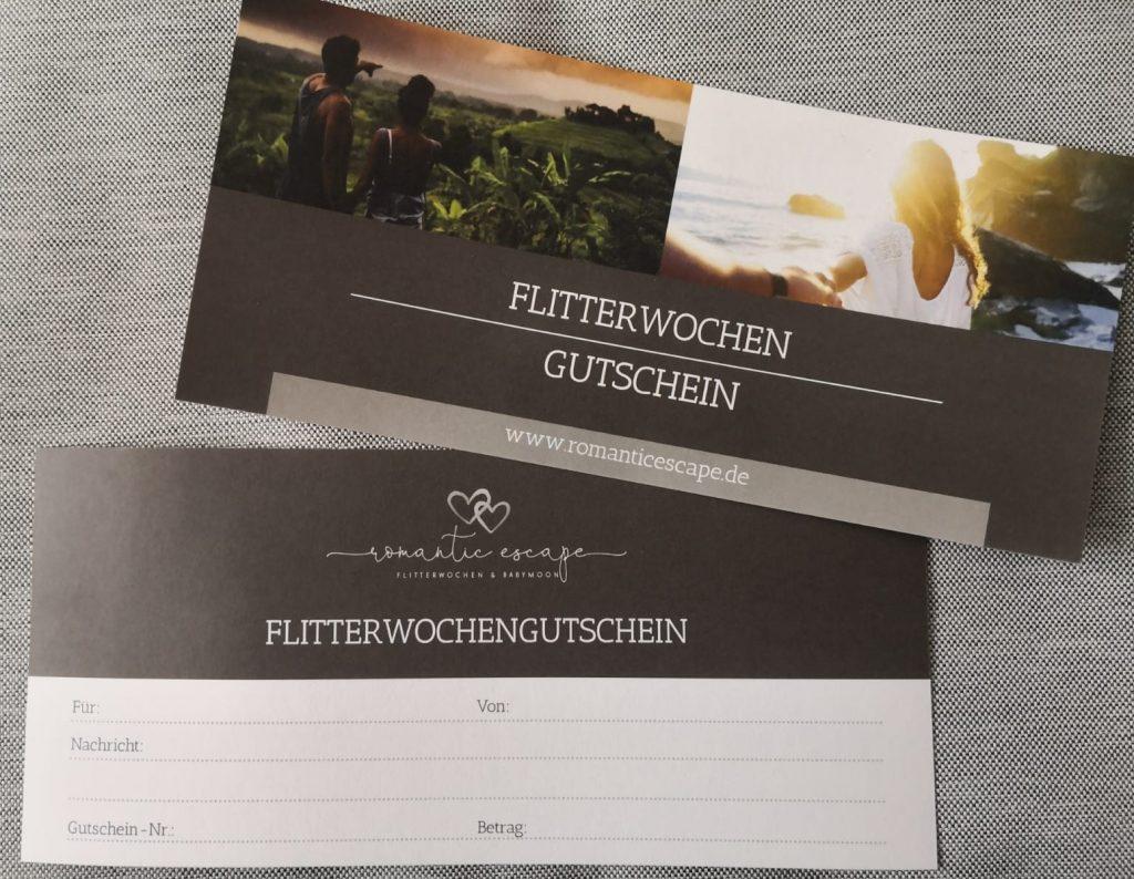 Flitterwochengutschein Hochzeitsgeschenk Geschenk Trauzeugen TravelMoments Mpnster Reisebüro Münster-Wolbeck romantic escape